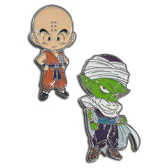 Dragon Ball Super Krillin & Piccolo Pins