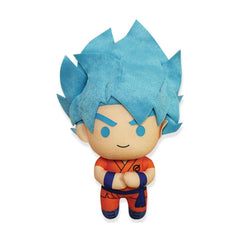 Dragon Ball Super SSGSS Goku 01 6.5 Inch Plush Figure
