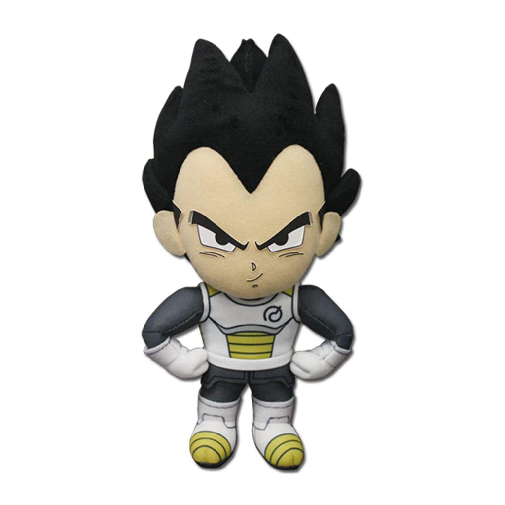 Dragon Ball Super Vegeta 01 8 Inch Plush Figure