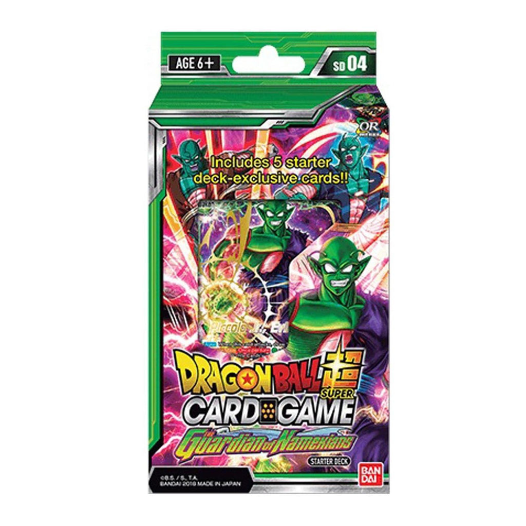 Dragon Ball Super Guardians Of Namekians Starter Deck Set