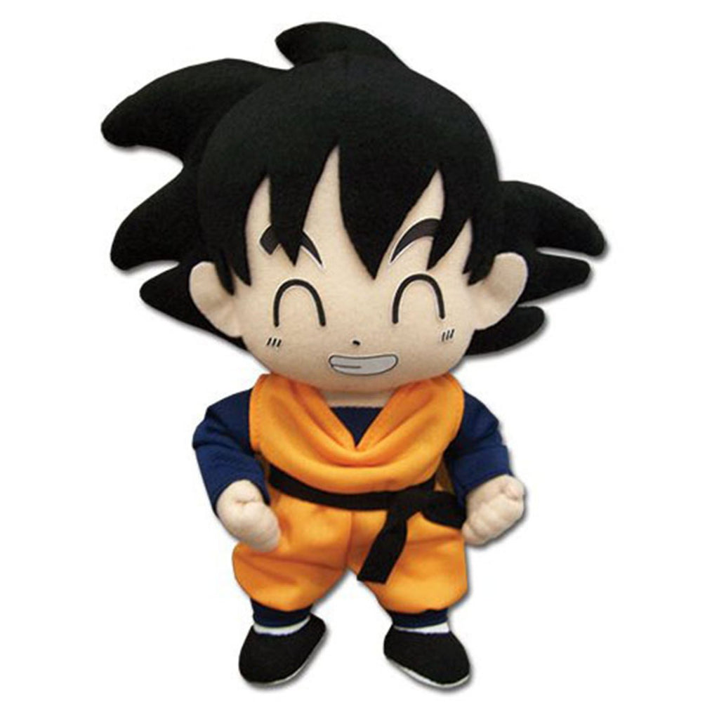 Dragon Ball Z Plush Toys - Dragon Ball Z Goten 8 Inch Plush Figure
