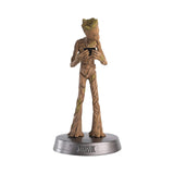 Eaglemoss Hero Collector Heavyweights Groot Metal Statue