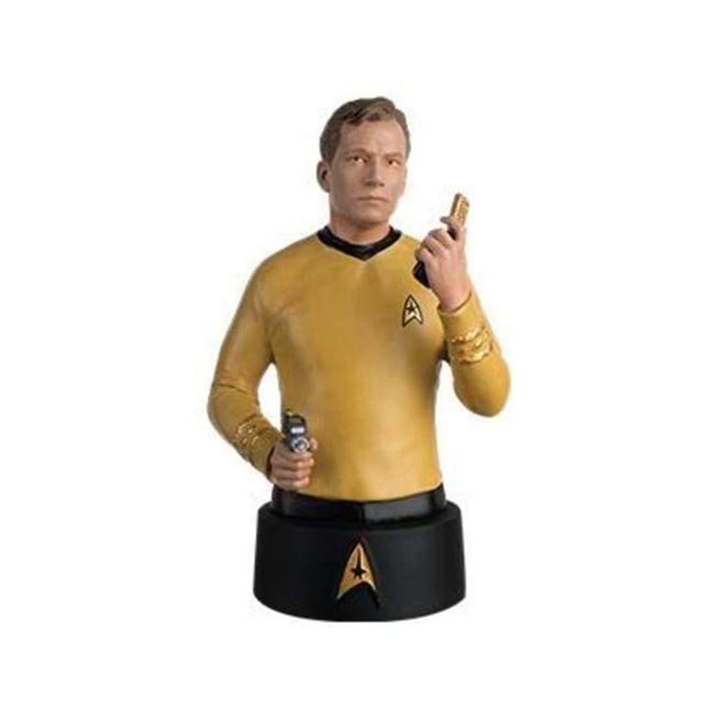 Eaglemoss Star Trek Captain Kirk Official Collection Bust