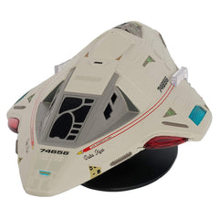 Eaglemoss Star Trek Delta Flyer Large Ship Replica