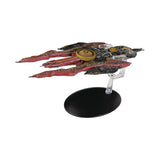 Eaglemoss Star Trek Discovery Kligon Qugh Class Ship Replica
