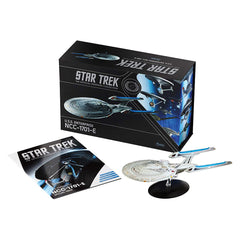 Eaglemoss Star Trek Hero Collector USS Enterprise NCC-1701-E Diecast Ship