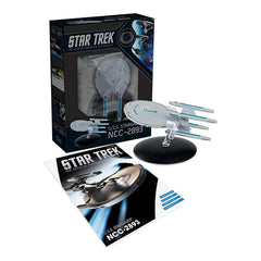 Eaglemoss Star Trek Stargazer NCC-2893 Diecast Model Retail Variant