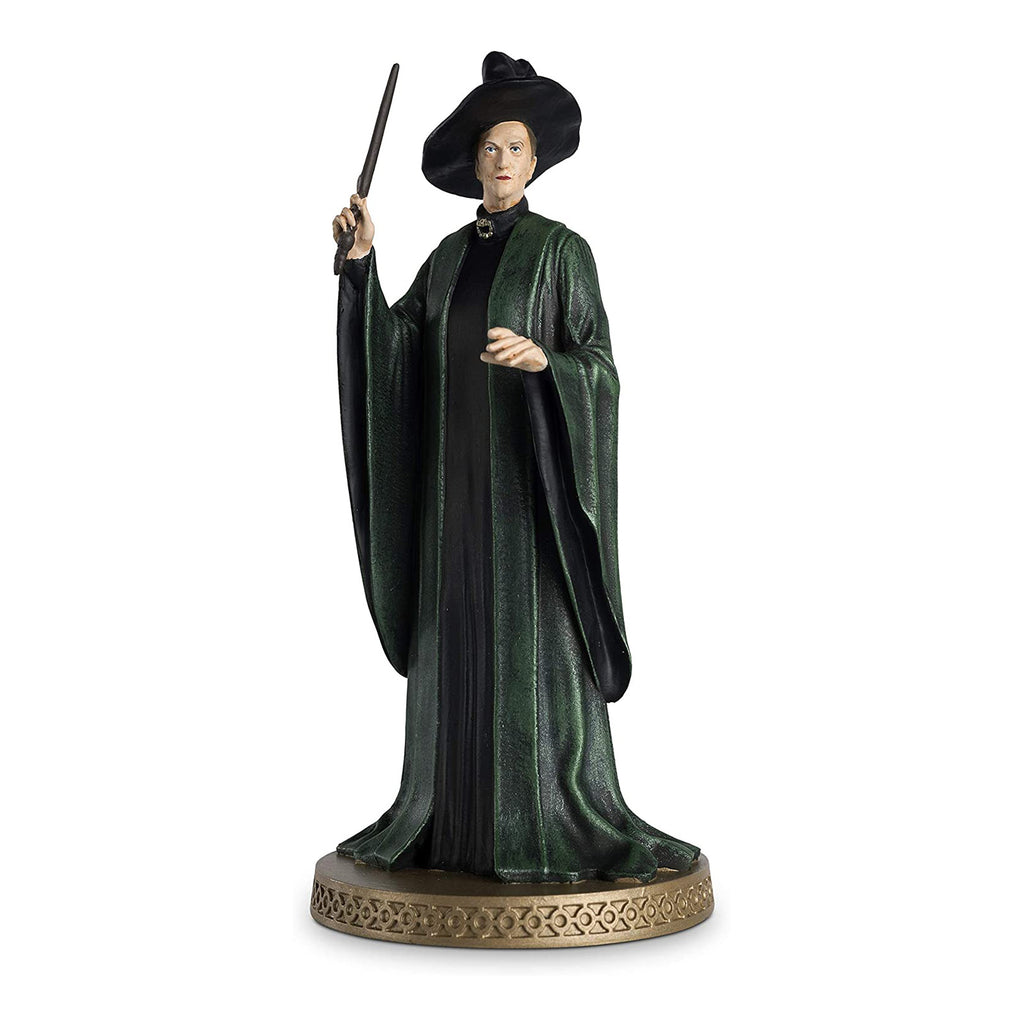 Eaglemoss Wizarding World Harry Potter Minerva Mcgonagall Figure