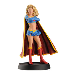 Eaglemoss DC Super Hero Collection Supergirl 4 Inch Figure