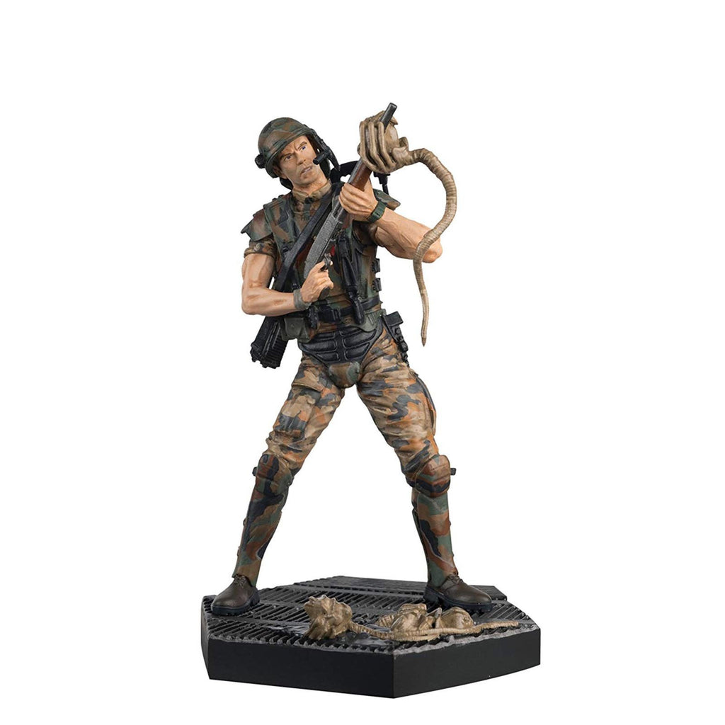 Eaglemoss Hero Collection Alien Vs Predator Corporal Hicks Resin Figure
