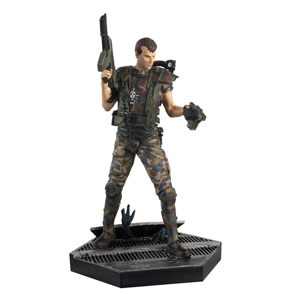 Eaglemoss Hero Collection Aliens Hudson Resin Figure