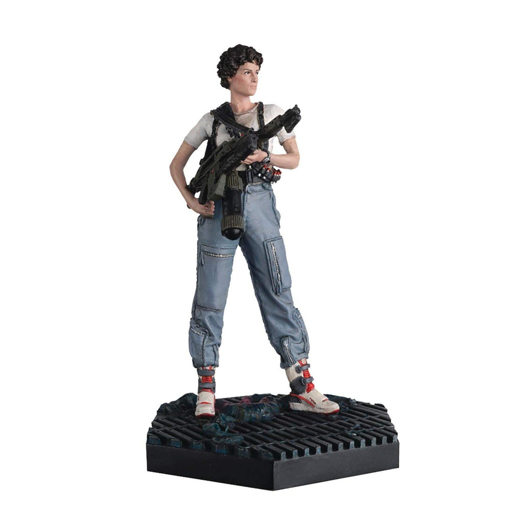 Eaglemoss Hero Collection Aliens Lieutenant Ripley Resin Figure