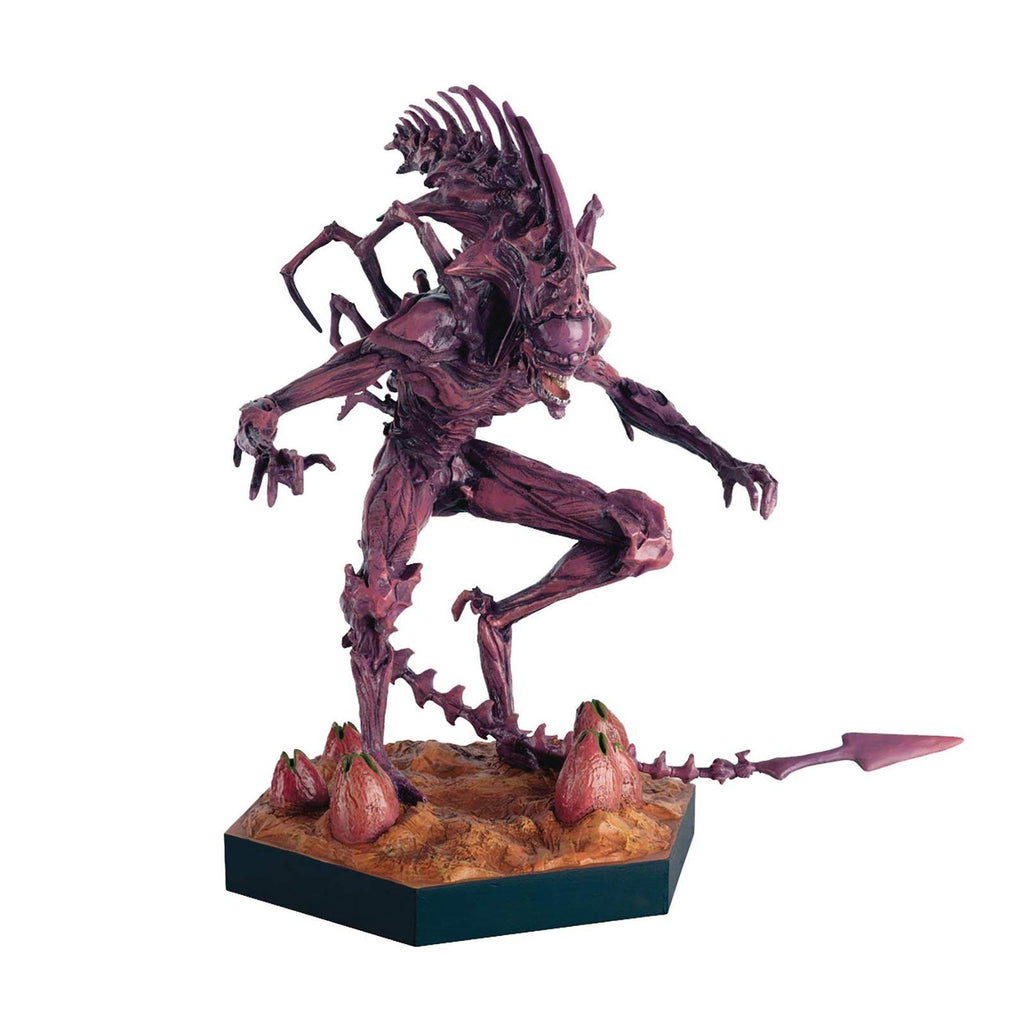 Eaglemoss Hero Collection Aliens Rogue Xenomorph King Resin Figure