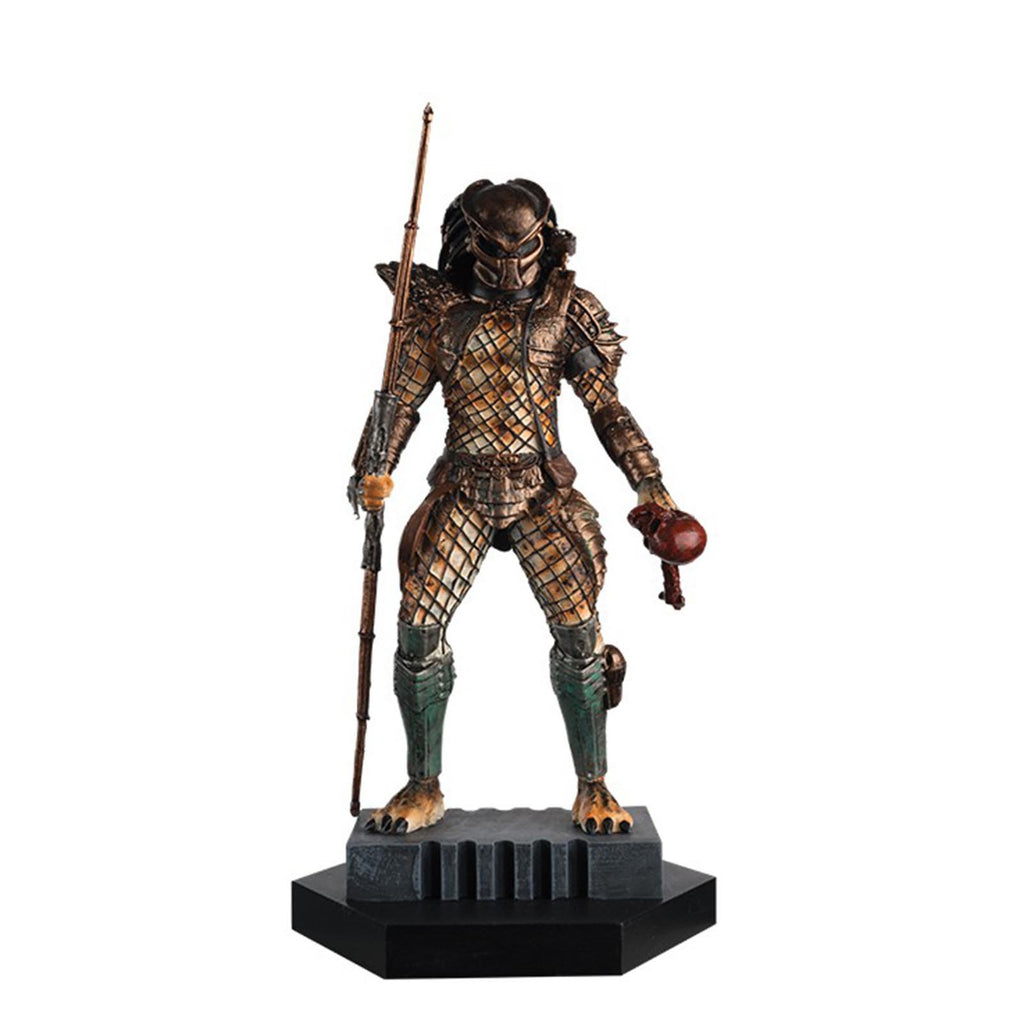 Eaglemoss Hero Collection Predator 2 Hunter Predator Resin Figure