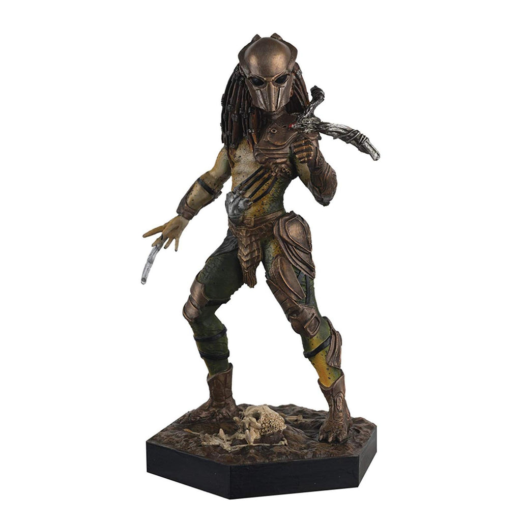 Eaglemoss Hero Collection Predator Falconer Predator Resin Figure