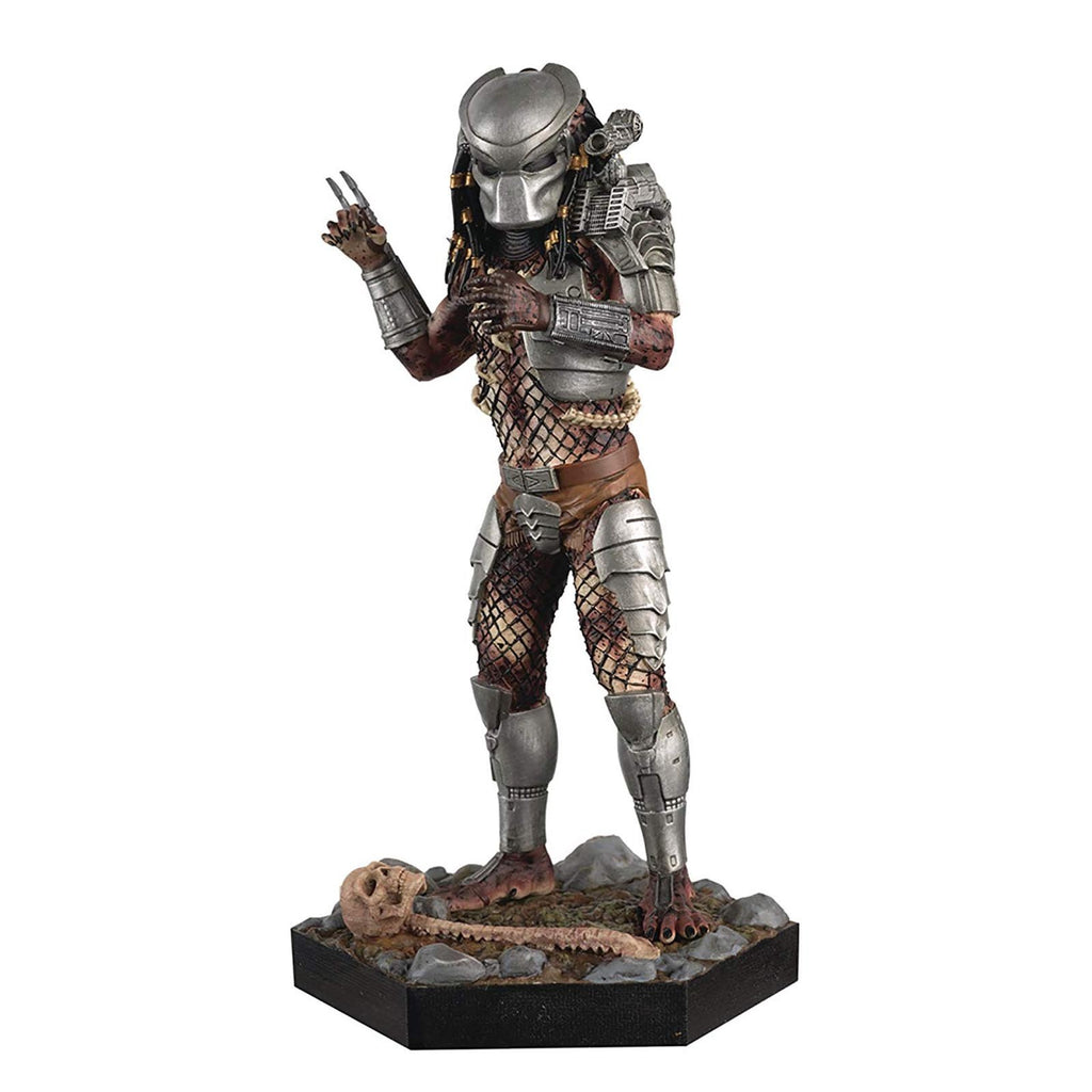 Eaglemoss Hero Collection Predator Masked Predator Resin Figure