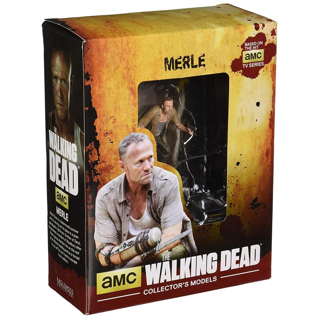 Eaglemoss Walking Dead Collector's Merle Figure