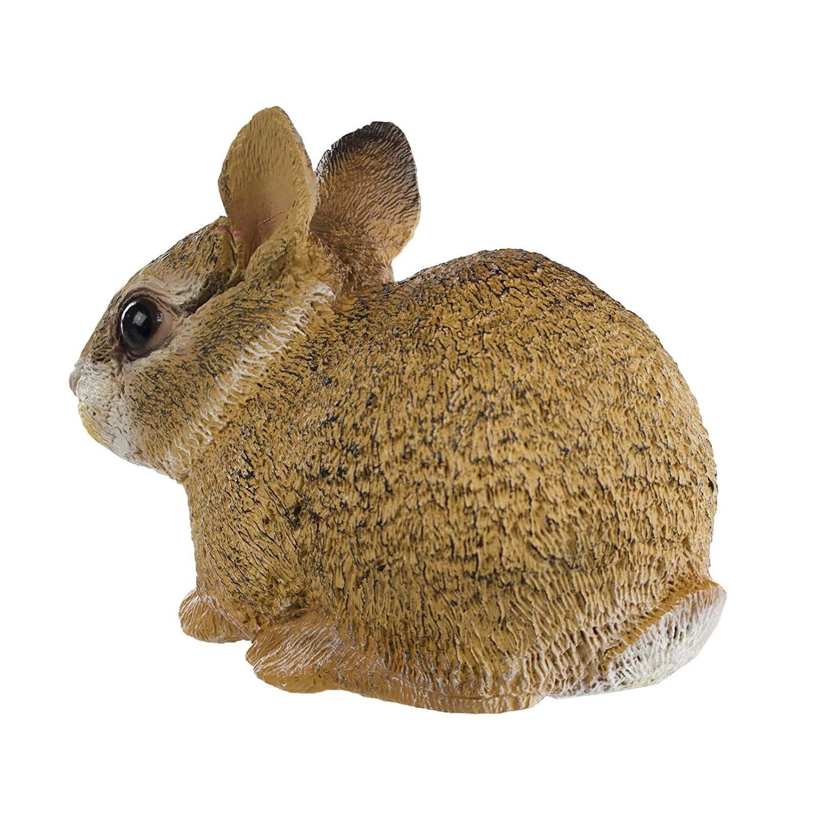 Eastern Cottontail Rabbit Baby Incredible Creatures Animal Figure Safari Ltd
