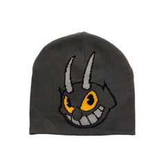 Elope The Devil Boss Fight Reversible Knit Beanie