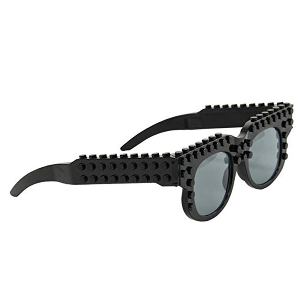 Elope Bricky Blocks Black Glasses