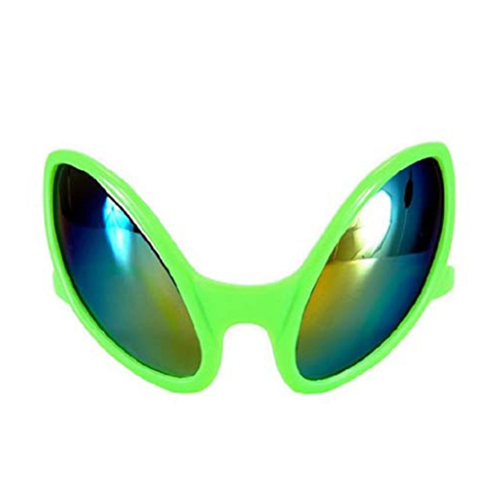 Elope Close Encounter Green Glasses