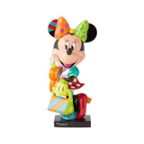Enesco Britto Disney Fashionista Minnie Mouse Shopping Figurine