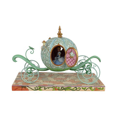 Enesco Disney Traditions Cinderella Enchanted Carriage Figurine