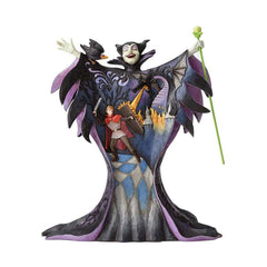 Enesco Disney Traditions Maleficent Malevolent Madness Figurine
