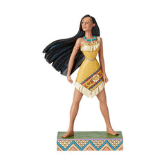 Enesco Disney Traditions Princess Passion Pocahontas Proud Protector Figurine