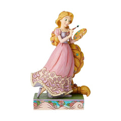 Enesco Disney Traditions Princess Passion Rapunzel Adventurous Artist Figurine