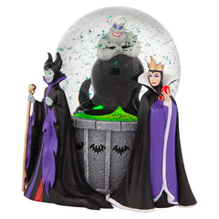 Enesco Disney Villains Snow Globe