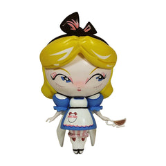 Action Figures - Enesco Disney Showcase Miss Mindy Alice 7 Inch Vinyl Figure