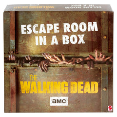 Escape Room In A Box The Walking Dead Game