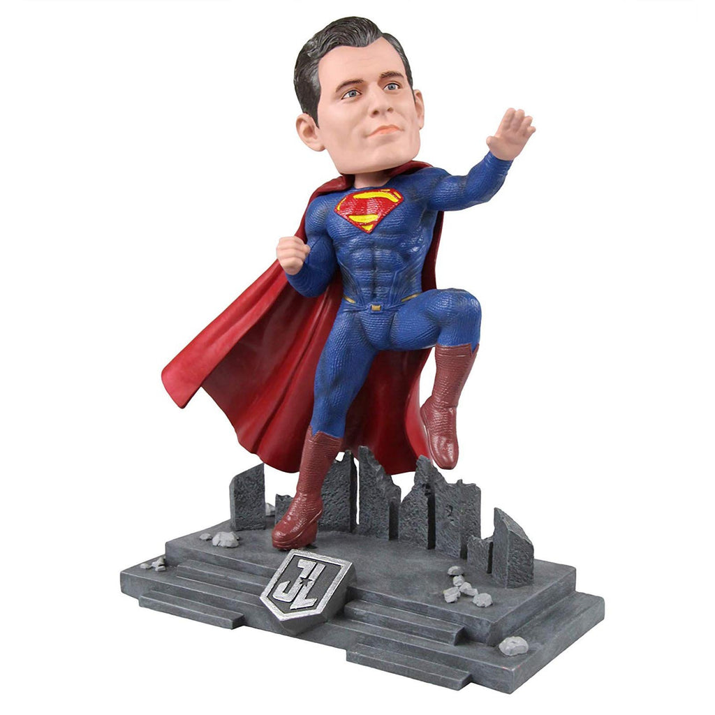 FOCO DC Justice League Superman Bobble Head Figure
