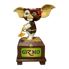 Action Figures - FOCO IT Gremlins Gizmo Limited Edition 8 Inch Bobble Head Figure