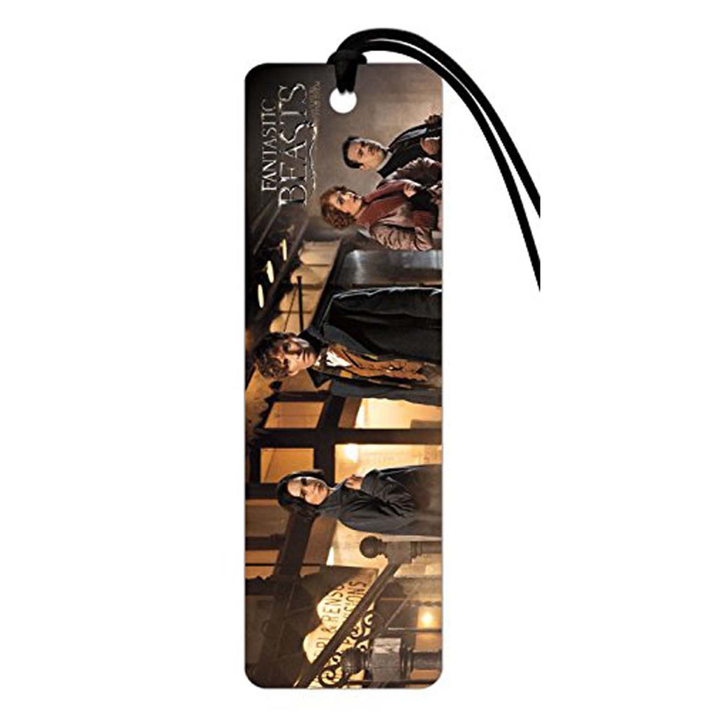 Fantastic Beasts Group Premier Bookmark