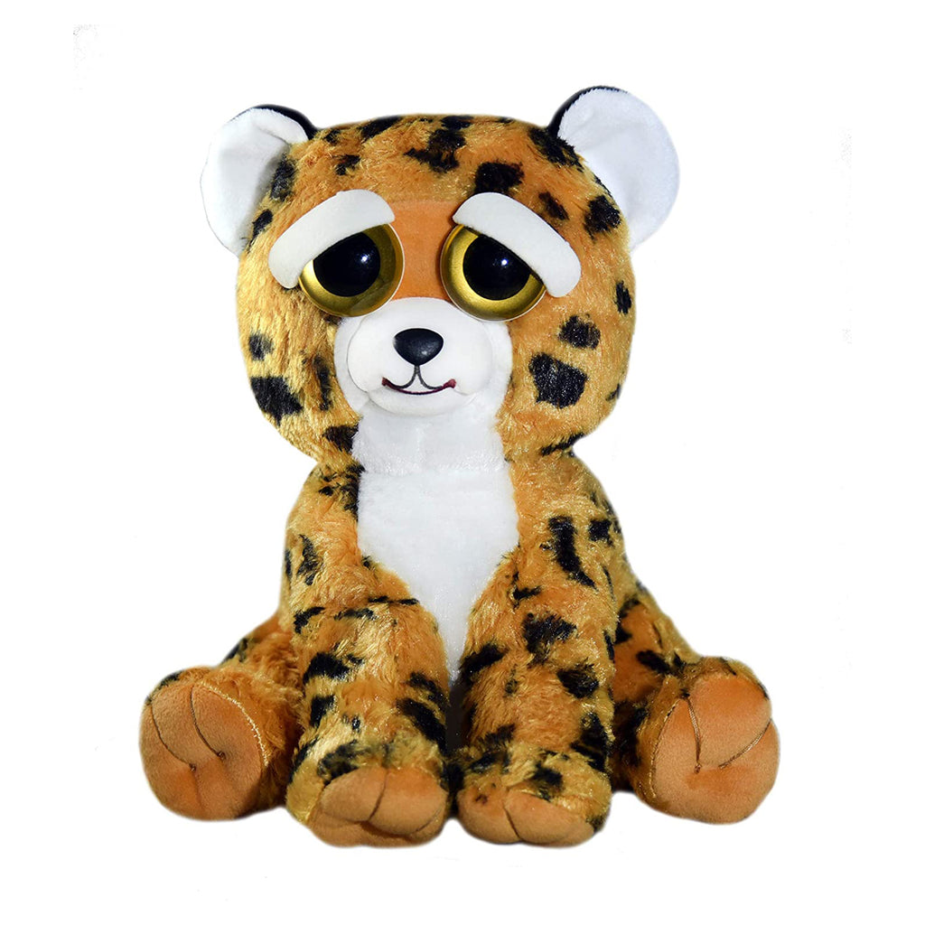 Feisty Pets Toby Toejam Cheetah Plush Figure