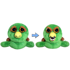 Animal Plush Toys - Feisty Pets Louie Lady Killer Turtle 8 Inch Plush Figure