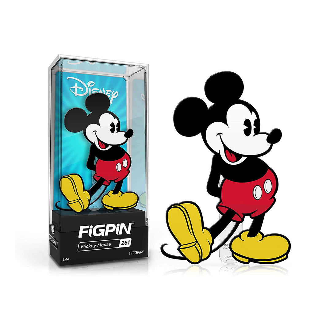 Figpin Disney Classic Mickey Mouse Collectible Pin #261