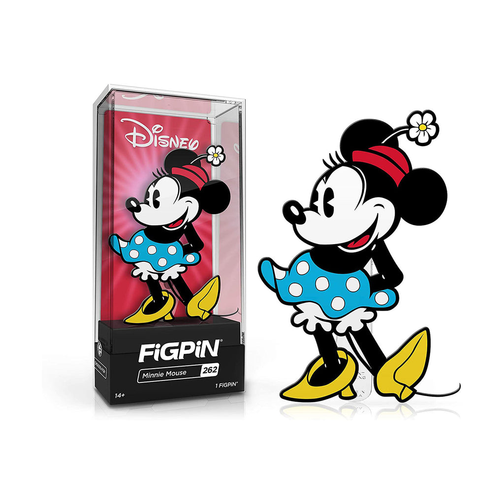 Figpin Disney Classic Minnie Mouse Collectible Pin #262