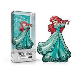 Figpin Disney Princess Ariel Collectible Pin #225