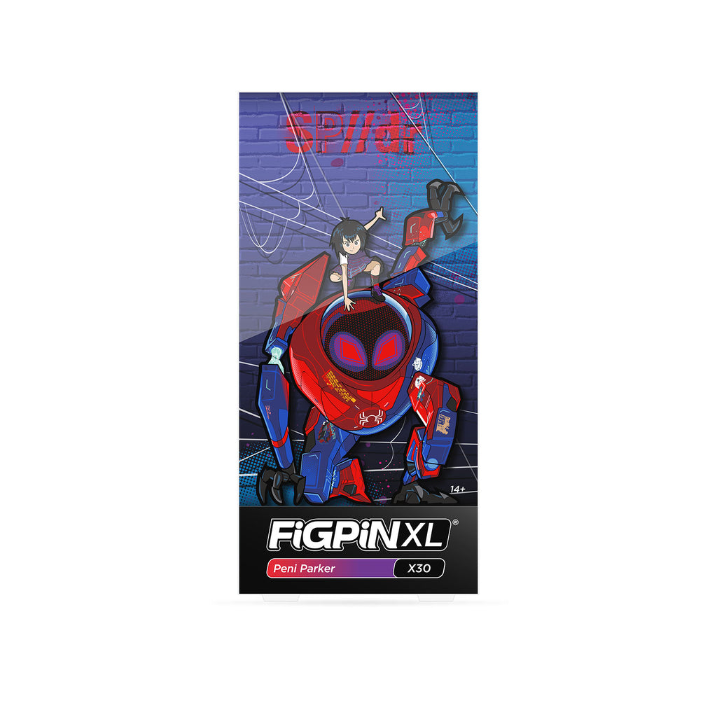 Figpin XL Into The Spider-Verse Peni Parker Collectible Pin #X30
