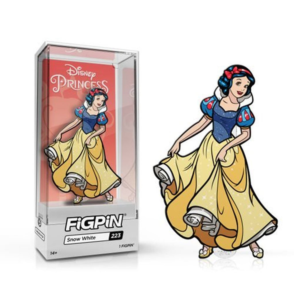 Figpin Disney Princess Snow White Collectible Pin #223