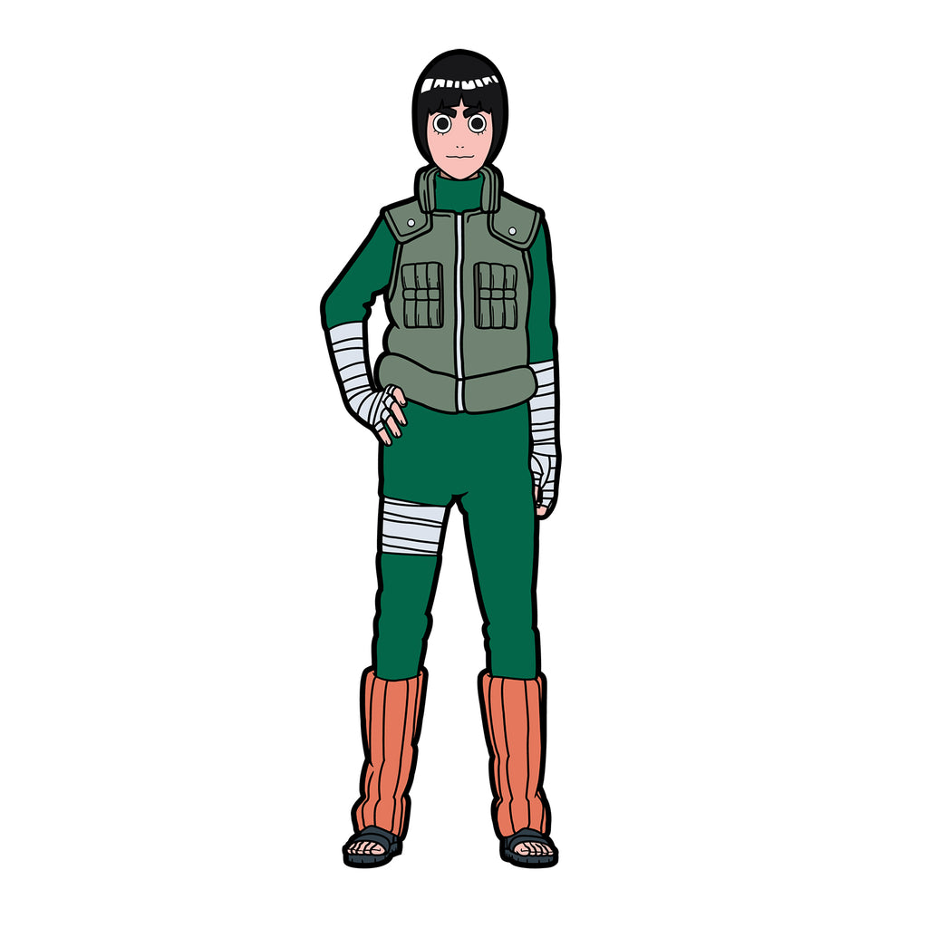 Figpin Naruto Shippuden Rock Lee Collectible Pin #245