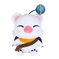 Final Fantasy Brave Exvius Moogle With Satchel 11 Inch Plush Figure
