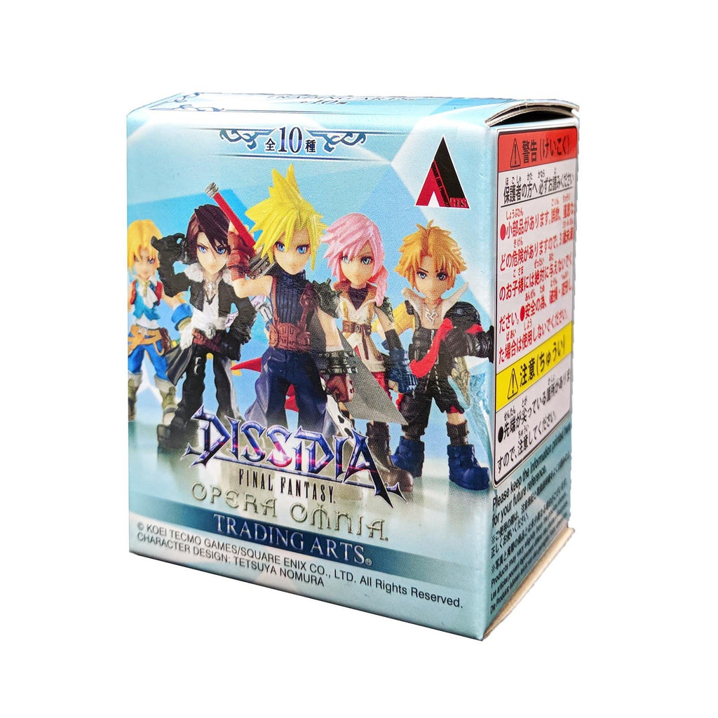 Final Fantasy Dissidia Opera Omnia Trading Arts Blind Box Figure