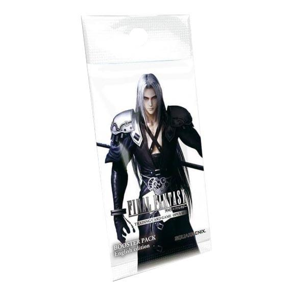 Final Fantasy Opus 3 Booster Pack Trading Card Game