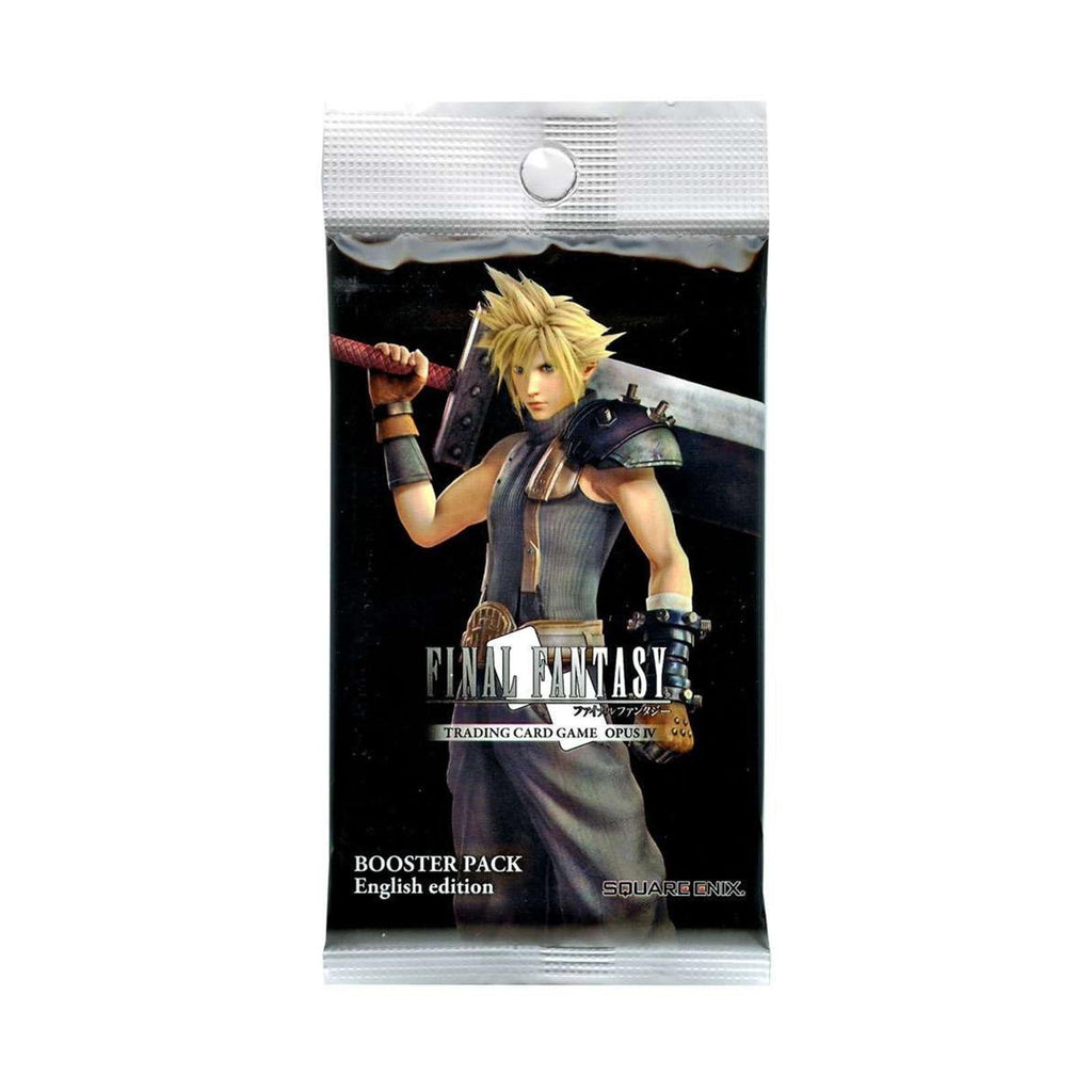 Final Fantasy Opus 4 Booster Pack Trading Card Game