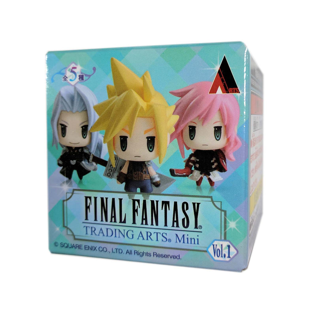 Final Fantasy Trading Arts 30th Anniversary Blind Box Mini Figure