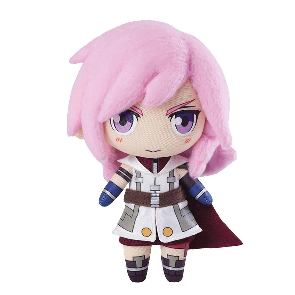 Final Fantasy XIII Lightning Mini 5.5 Inch Plush